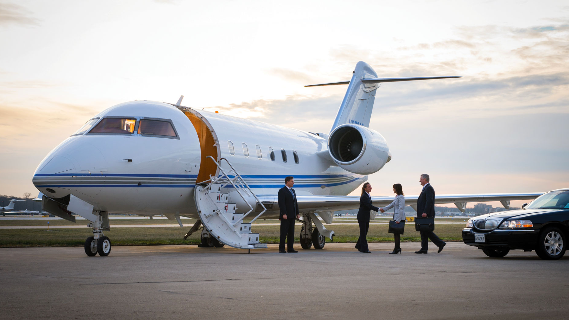 The Best Private Jet Service