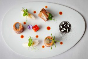 Michelin-Starred Restaurants